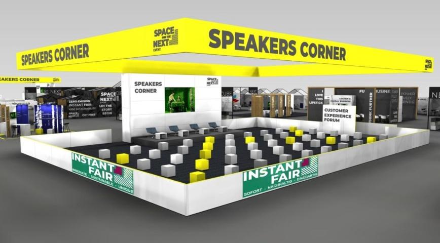 Deutsche Messe stellt Instant Fair vor