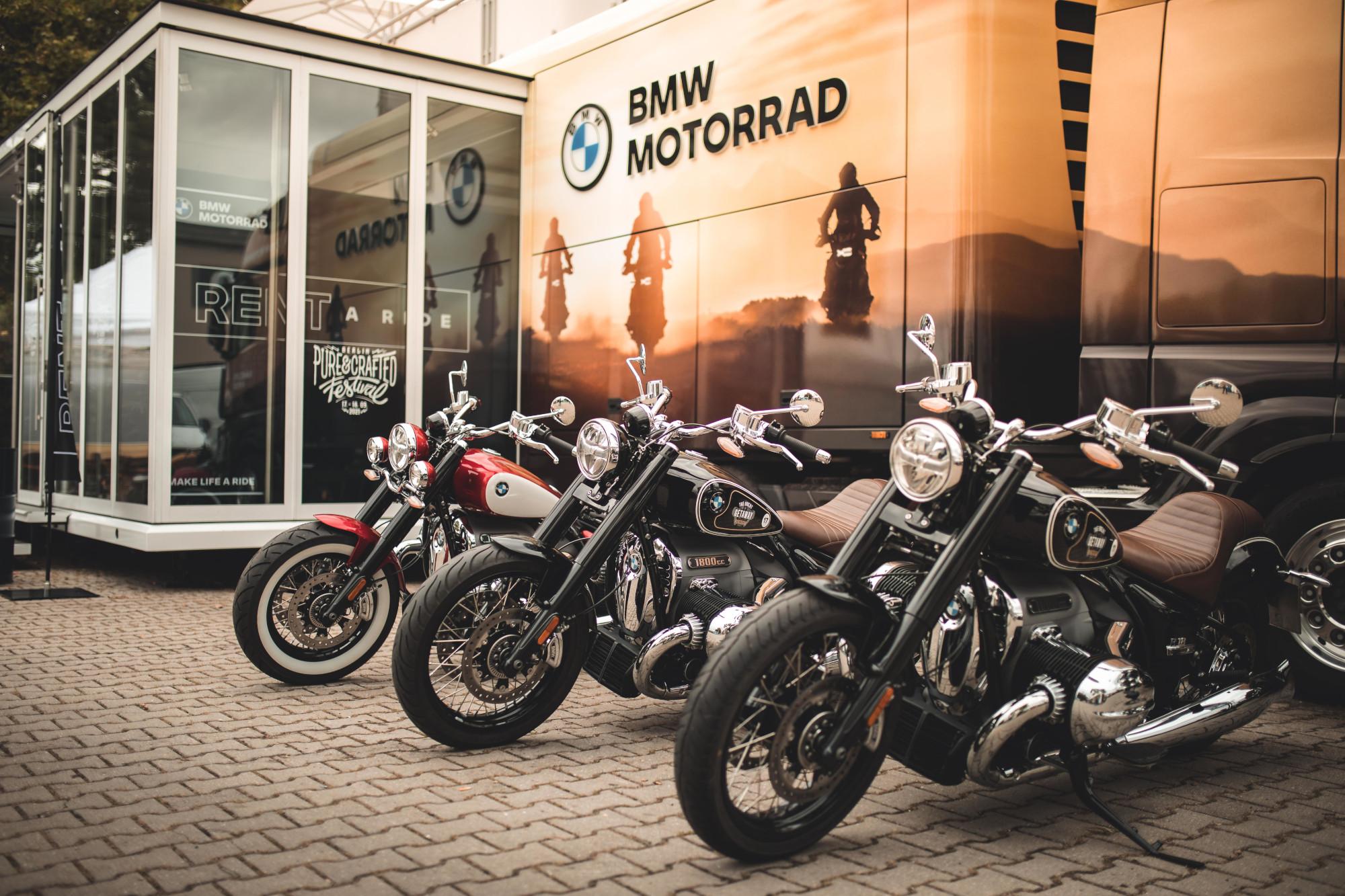 BMW Motorrad Days (Fotos: BMW AG)