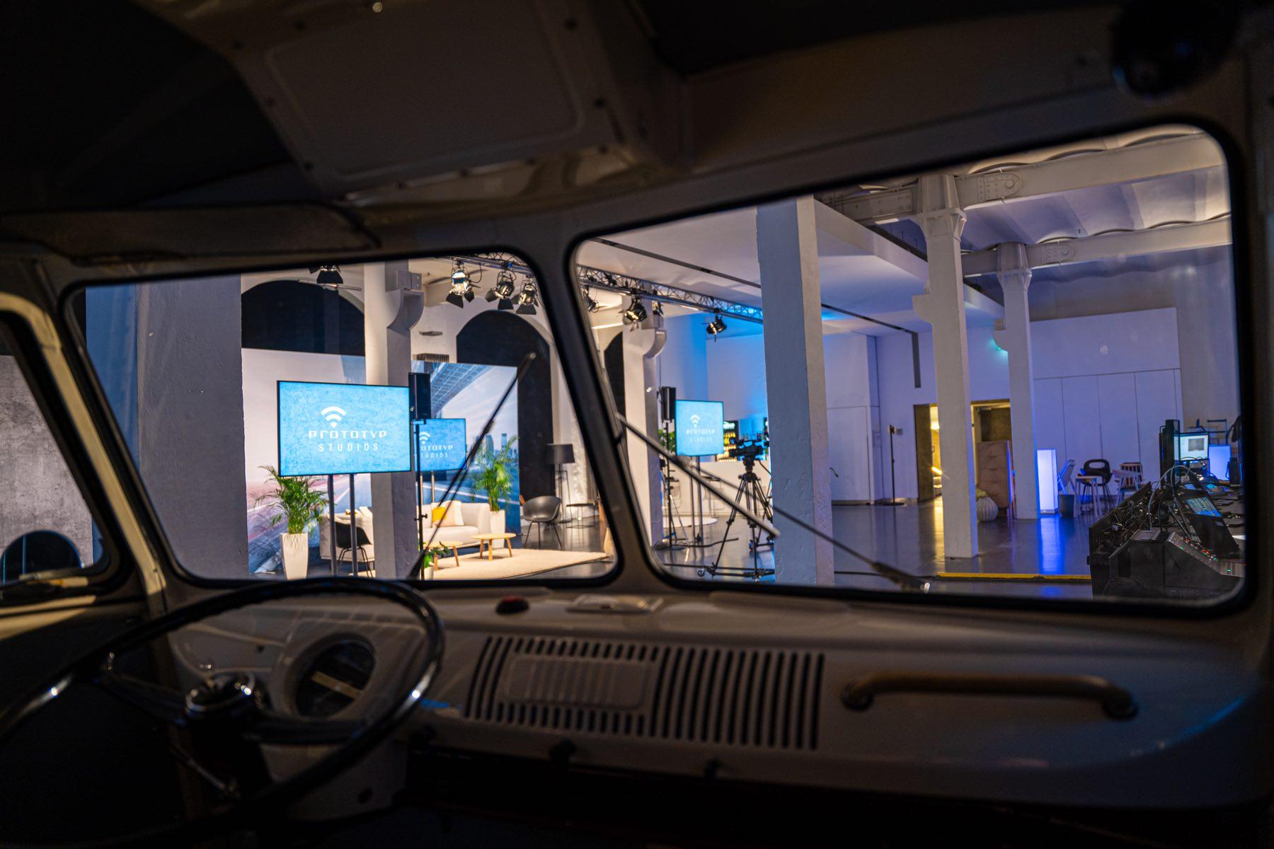 Peppermint Event eröffnet Studio in Hamburger Hafencity