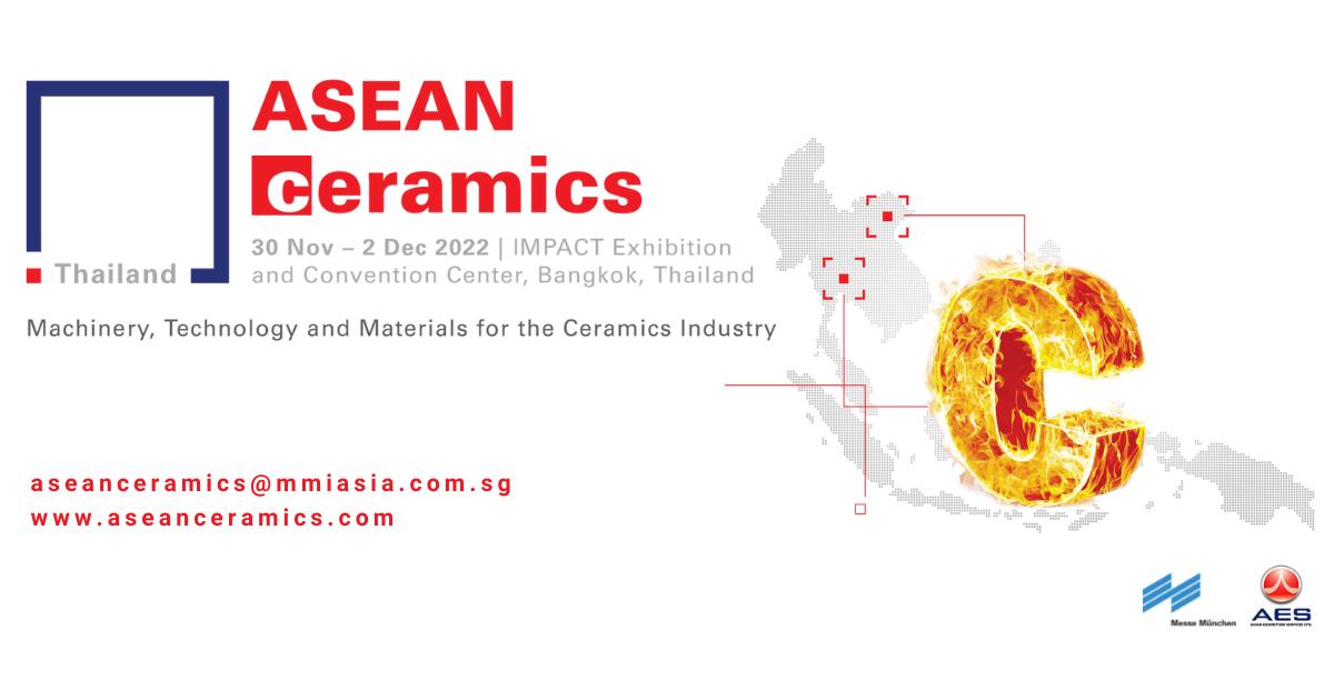 (Logo: Asean Ceramics)