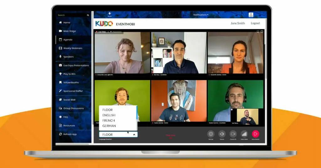 Dolmetsch-Lösungen webbasiert und remote